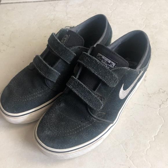 velcro janoski shoes
